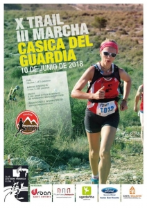 Trail y Marcha Casica del Guardia