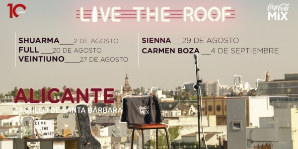 Festival Life the Roof en Alicante