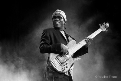 RICHARD BONA en FIJAZZ 2019