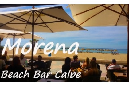 Morena Beach Bar Calpe